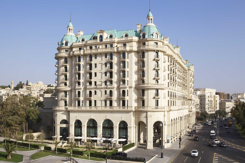 FOUR SEASONS HOTEL BAKU 5*